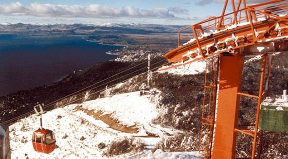 Cerro Otto en invierno | Foto: Fotolandia